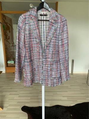 Hallhuber Tweed Blazer multicolored