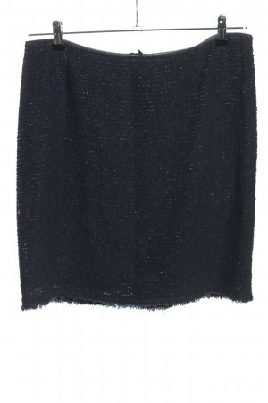 Hallhuber Tweed Skirt black casual look