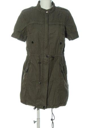 Hallhuber Cargo Dress khaki casual look
