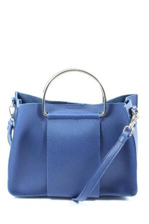 Hallhuber Umhängetasche blau Casual-Look