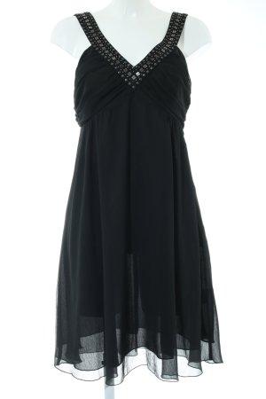 Hallhuber Flounce Dress black elegant