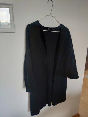 Hallhuber Chaleco de vestir negro