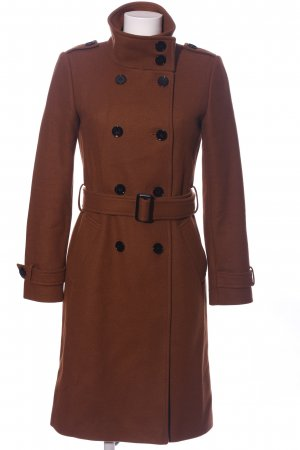 Hallhuber Winter Coat brown business style