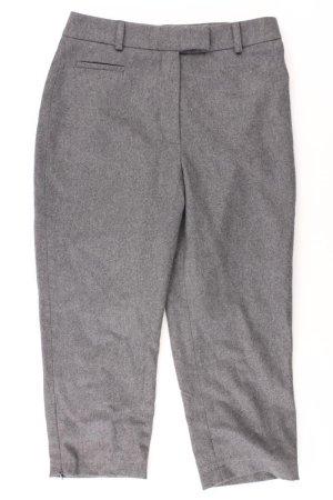 Hallhuber Woolen Trousers multicolored wool
