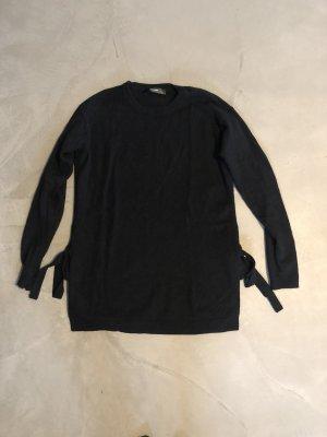 Hallhuber Wollen trui zwart