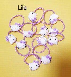 Hallo kitty Haarband lila