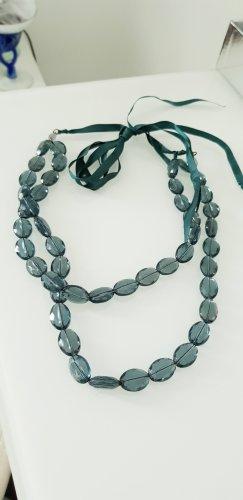 Necklace pale blue