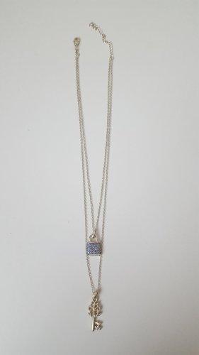 Halskette 2in1