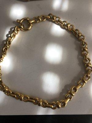 Zware ketting goud Metaal