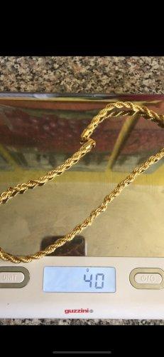 Halskette 50 cm knoten neu