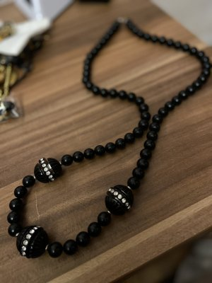 Pearl Necklace black