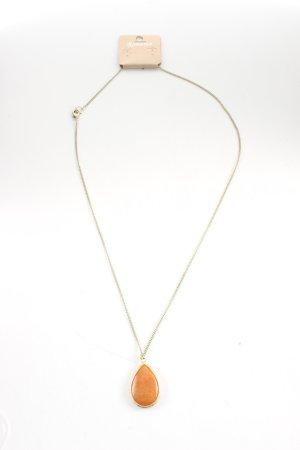 Ketting goud-licht Oranje zakelijke stijl