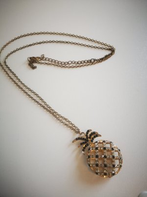 Halskette Ananas