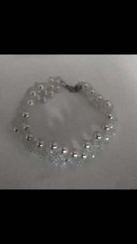 Halskette,Armband mit Ohrringe