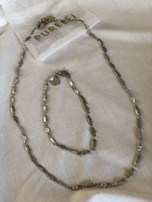 Halskette + Armkette