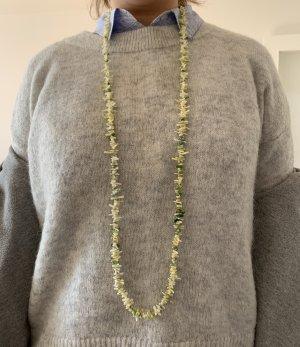 Halskette aus echten Austern