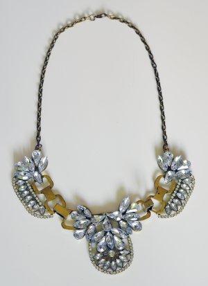 Fashion Jewelry Hanger licht beige-limoen geel Metaal