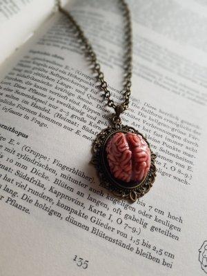 Halskette 'Brain' • Goth • Gothic Schmuck