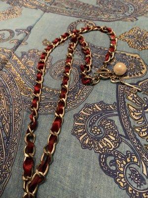Halskette ca 60 cm aus Nachlass