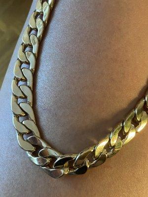 Halskette collier massiv antik