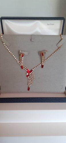 Halskette,Collier ,Ohrstecker