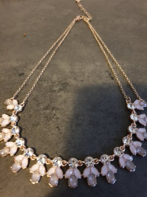 claire Necklace silver-colored-rose-gold-coloured