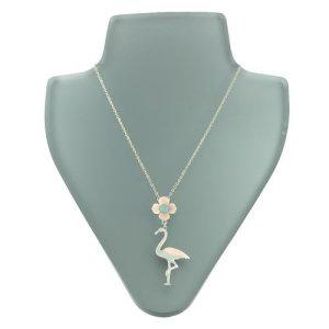 Halskette *Flamingo* Pilgrim