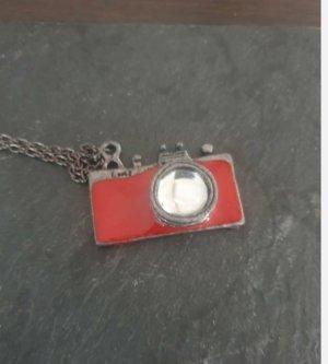 Halskette Fotoapparat