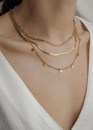 Halskette Gold *neu*