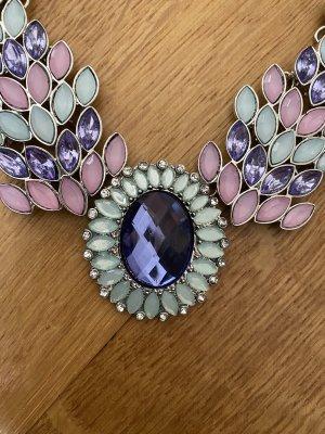 Halskette In Pastellfarben