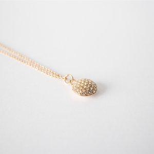 Halskette in Roségold mit Swarovski Kristallen– Lola & Grace