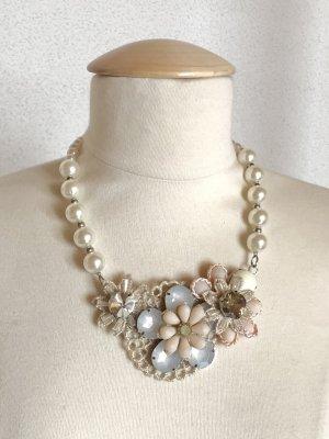 Halskette Kette Perlenkette Schmuck