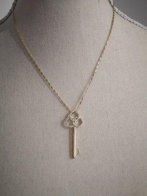 Halskette Key Ouxi made with Swarovski Elements Neu