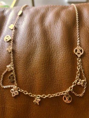 Louis Vuitton Ketting goud