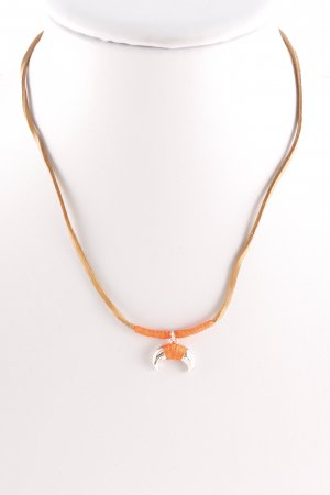 Halskette mehrfarbig Boho-Look