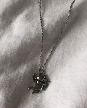 Halskette mit Amoranhänger cute trendy y2k style