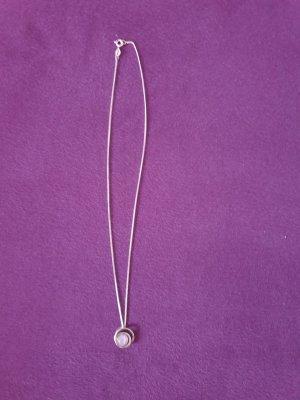 Bijou Brigitte Necklace silver-colored-pink