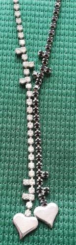 Castro Necklace silver-colored