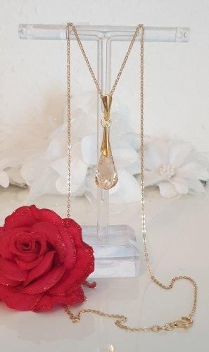 Swarovski Elements Necklace gold-colored