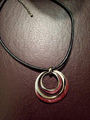 Collar multicolor metal