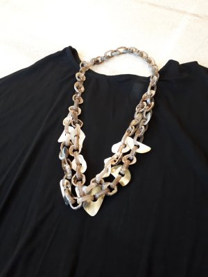 Shell Necklace beige