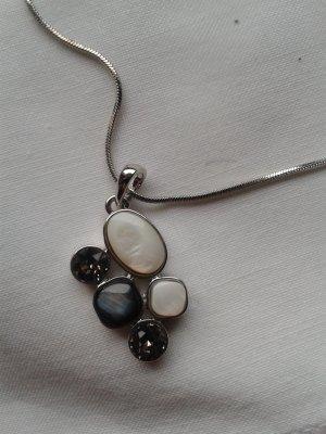 Halskette, Modeschmuck, mit Swarovski Elementen