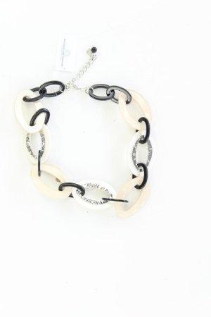 Halskette neuwertig creme
