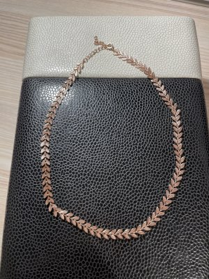 New One Ketting roségoud