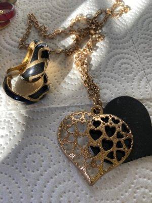Halskette Ohrringe aus Nachlass