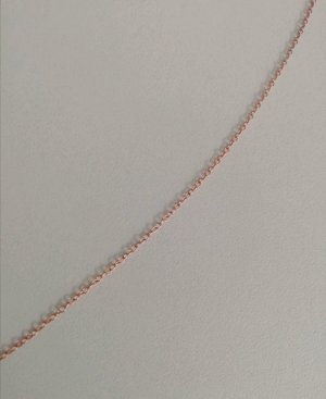 keine Necklace rose-gold-coloured