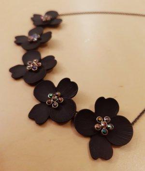 claire Necklace black