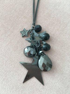 Halskette Statementkette Sterne