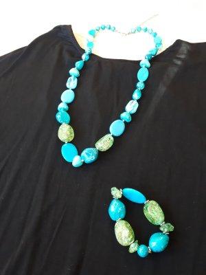 Halskette un Armband Modeschmuck