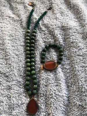 Halskette  und Armband  vonPeace Impressionen